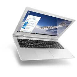 Lenovo IdeaPad 700-15ISK Notebook weiß i7-6700HQ HDD+SSD Full HD GTX950 Win 10 Bild0