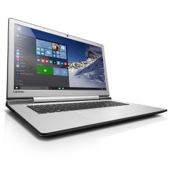 Lenovo IdeaPad 700-17ISK Notebook schwarz i7-6700HQ HDD+SSD Full HD GTX950 Win10 Bild0