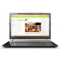 Lenovo IdeaPad 100-15IBD Notebook schwarz i3-5005U SSD HD-Display Windows 10
