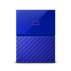 WD My Passport USB3.0 1TB 2.5zoll - Blau NEW Bild0