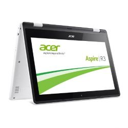 Acer Aspire R3-131T-C89A 2in1 Touch Notebook weiss N3160 eMMC HD Windows 10 Bild0