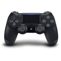 Sony Dualshock 4 (2016) Wireless Controller jet black für PS4