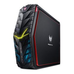 Acer Predator G1-710 Gaming PC i5-6400 12GB 1TB 128GB SSD GTX1060 Windows 10 Bild0