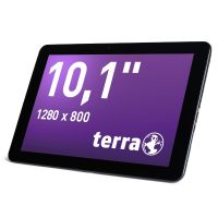 TERRA PAD 1004 Android Tablet LTE 16 GB schwarz