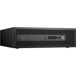 HP EliteDesk 800 G2 SFF X3J12ET PC i5-6500 8GB 256GB M.2 SSD Windows 10 Pro  Bild0