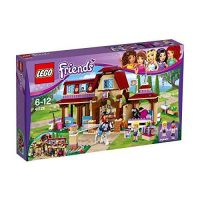 LEGO Friends - Heartlake Reiterhof (41126)