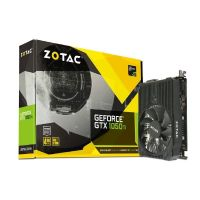 Zotac GeForce GTX 1050Ti ITX Edition 4GB GDDR5 Grafikkarte DVI/HDMI/DP