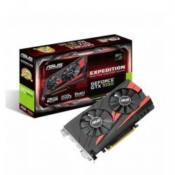 Asus GeForce GTX 1050 Expedition 2GB GDDR5 DVI/HDMI/DP Grafikkarte Bild0