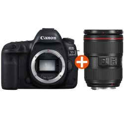 Canon EOS 5D Mark IV Kit EF 24-105mm f/4.0L IS II USM Spiegelreflexkamera Bild0