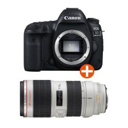 Canon EOS 5D Mark IV Kit EF 70-200mm f/2.8L IS II USM Spiegelreflexkamera *Aktio Bild0