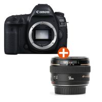 Canon EOS 5D Mark IV Kit EF 50mm f/1.4 USM Spiegelreflexkamera *Aktion*