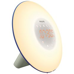 Philips HF3506/20 Wake-up Light (blaue Rückseite) Bild0