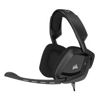 Corsair Gaming VOID Carbon USB Surround Hybrid Stereo Dolby 7.1 Gaming Headset