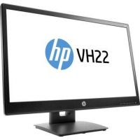 "HP Value VH22 (21.5"") 54,6cm 16:9 FHD VGA/DP/DVI 5ms 5Mio: 1 LED"