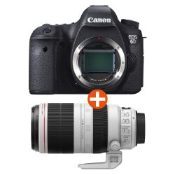 Canon EOS 6D Kit EF 100-400mm f/4.5-5.6L IS II USM Spiegelreflexkamera *Aktion* Bild0