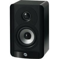 Boston Acoustics A Serie A25 Regallautsprecher in Schwarz -Paar-