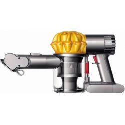 Dyson V6 Top Dog Akkusauger 21,6 V gelb/nickel Bild0