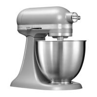 KitchenAid 5KSM3311XEFG MINI Küchenmaschine 250W 3,2L matt grau