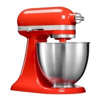KitchenAid 5KSM3311XEHT MINI Küchenmaschine 250W 3,2L hot sauce