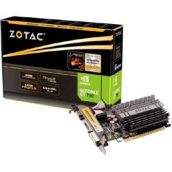 Zotac GeForce GT 730 Zone Edition 4GB DDR3 Grafikkarte LP DVI/HDMI/VGA Bild0
