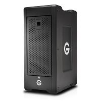 G-Technology G-SPEED Shuttle XL NAS 8-Bay 32TB Thunderbolt 2 RAID schwarz