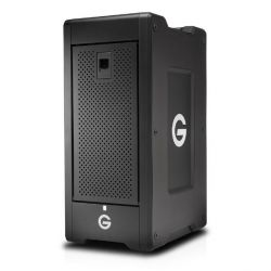 G-Technology G-SPEED Shuttle XL NAS 8-Bay 48TB Thunderbolt 2 RAID schwarz Bild0