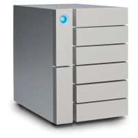 LaCie 6big Thunderbolt 3 Series 60TB 6-Bay RAID