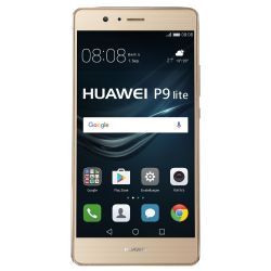 HUAWEI P9 lite gold Single-SIM Android 6.0 Smartphone Bild0