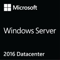 Windows Server 2016 Datacenter 16 Core 64Bit DE COEM DVD