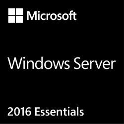 Microsoft Windows Server 2016 Essentials 1-2 CPU 64Bit DE COEM DVD Bild0
