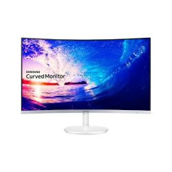 "Samsung Monitor C27F581FDU 68,8cm (27"") LED VA 16:9 HDMI/VGA/DP 4ms AMD FreeSync Bild0"