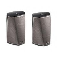 Denon HEOS 1 HS2  wireless Multiroom-Lautsprecher Twin-Pack schwarz