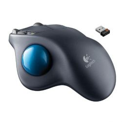 Logitech Wireless Trackball M570 Bild0