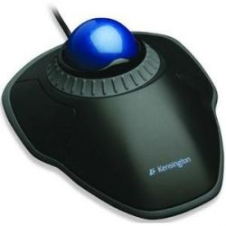 Kensington Orbit Trackball mit Scroll Ring USB Bild0