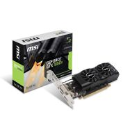 MSI GeForce GTX 1050Ti 4GT LP 4GB GDDR5 DVI/HDMI/DP Low Profile Grafikkarte