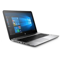 HP ProBook 455 G4 Y8B43EA Notebook A10-9600P SSD matt Full HD Windows 10 Pro Bild0
