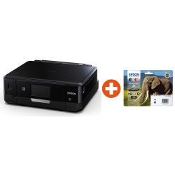 EPSON Expression Photo XP-760 MFG Drucker + Tintenmultipack + 50 EUR Cashback* Bild0