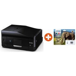 EPSON Expression Photo XP-860 MFG Drucker + Multipack 24 + 40 EUR Cashback* Bild0