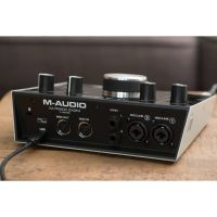 M-Audio M-Track C Series 2*2 USB-Audiointerface