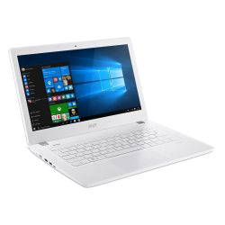 Acer Aspire V3-372-76YX Notebook weiss i7-6500U SSD matt Full HD Windows 10 Bild0
