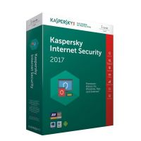 Kaspersky Internet Security 2017 1PC 1Jahr - FFP, Product Key Card