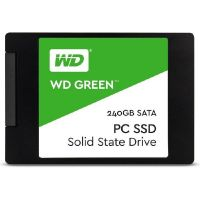 "WD Green SSD 240GB TLC SATA 6Gb/s 2.5""/7mm"