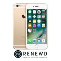 Apple iPhone 6S 16 GB Gold Renewd