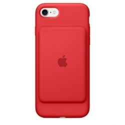 Apple Original iPhone 7 Smart Battery Case (PRODUCT)RED Bild0
