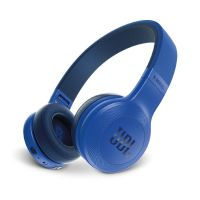 JBL E45BT Blau - On Ear - Bluetooth Kopfhörer mit Mikrofon