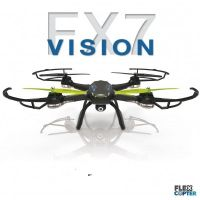 FlexCopters FX7 Vision Quadrokopter