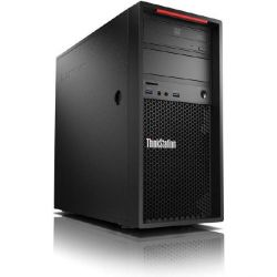 Lenovo ThinkStation P410 Xeon E5-1630 16GB 256GB SSD NVIDIA M4000 Windows 10 Pro Bild0