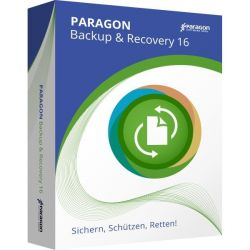 Paragon Backup & Recovery 16 ESD Bild0