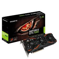Gigabyte GeForce GTX 1080 Windforce OC 8GB GDDR5 Grafikkarte DVI/HDMI/3xDP