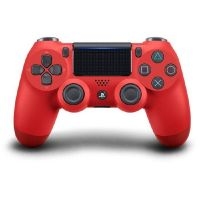 Sony Dualshock 4 (2016) Wireless Controller rot für PS4